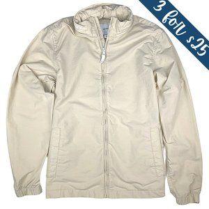 3/$25 Old Navy Khaki Waterproof Windbreaker Jacket
